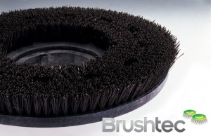 Bassine Fibre Polishing Brush