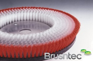 Polypropylene Carpet Shampoo brushes