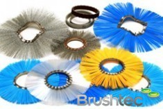 Ring Brushes and Spacers for Road Sweepers