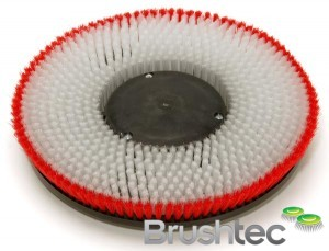 Carpet Shampoo Brush with Base