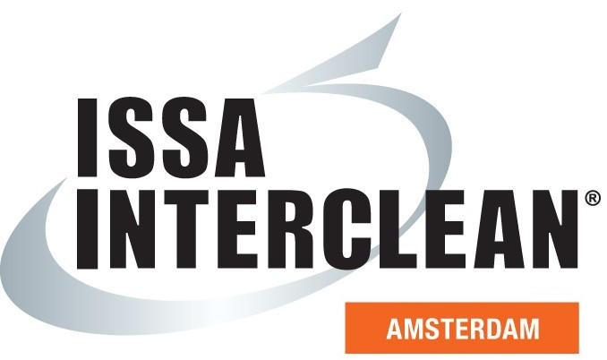 ISSA/Interclean exhibition in Amsterdam.