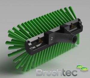 Window and Sill cleaning brush
