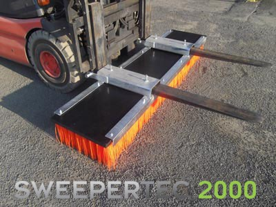 Sweepertec 2000 Assembly